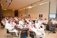 رابطة خريجي جامعة سكرانتون الأمريكية يعقدون اجتماعهم الأول في الرياض