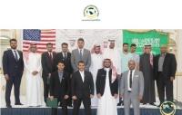النادي السعودي في «وين ستيت» الأمريكية يحتفل بالخريجين