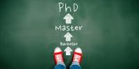 رحلتي في الدكتوراه (الجزء الأول)