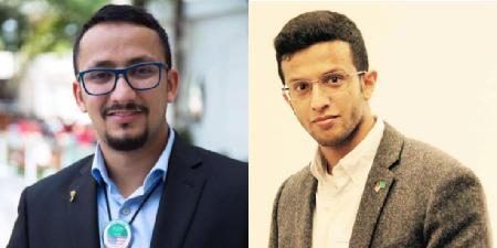 المهندس ''عبدالله الغفيص الخالدي'' مديرا للعلاقات العامة، و''سلطان بن محمد الرسلاني'' نائبا له