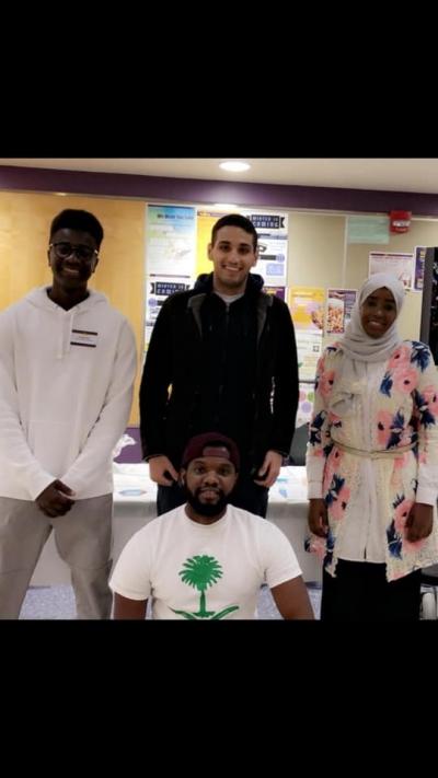 النادي السعودي في جامعة مينيسوتا ستيت مانكاتو يقيم نشاطاً بمناسبة اليوم العالمي للغة العربية