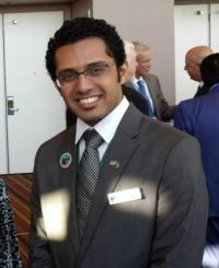 المهندس غسان جمل رئيسا تنفيذيا لمجموعة سعوديون في أمريكا