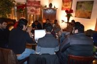 اللجنة المنظمة لبطولة سعوديون في أمريكا تعقد اجتماعها الأول مع رؤساء الفرق المشاركة