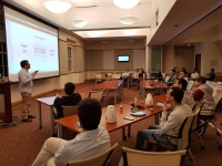 النادي السعودي في جامعة ساوثرن ميثدست ينظم محاضرة بعنوان