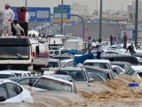 طالب مبتعث ينشيء مشروعاً تطويرياً يساهم في حل كارثة السيول في المملكة العربية السعودية